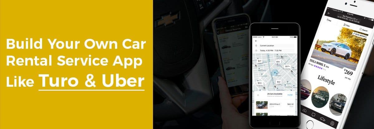 Car Rental App Development